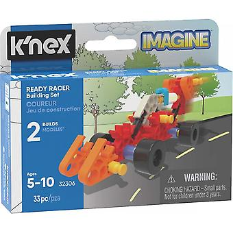 K'NEX Ready Racer Building Set
