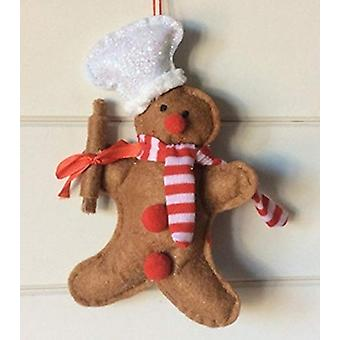 Widodp Gifts Gingerbread Man Decoration