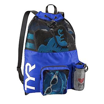TYR Big Mesh Mummy Backpack-Royal
