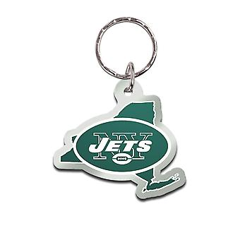 Wincraft STATE Schlüsselanhänger - NFL New York Jets