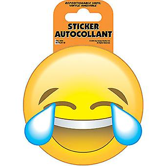 Sticker - Emoji - Laugh Cry Gifts Toys Licensed 92036