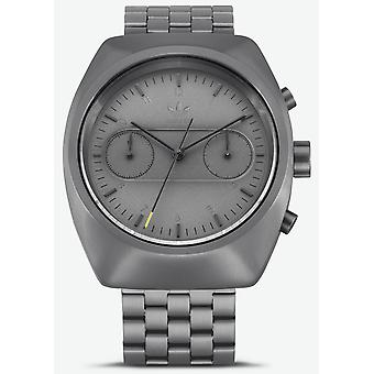 Adidas process chrono m3 Japanese Quartz Analog Man Watch with Z18632-00 Stainless Steel Bracelet