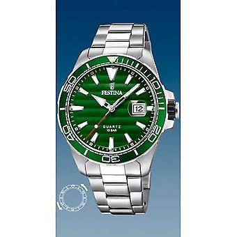 פסטינה-שעון יד-גברים-F20360/3-אוסף יוקרה