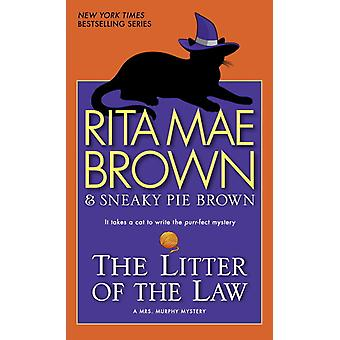 The Litter of the Law 9780345530493
