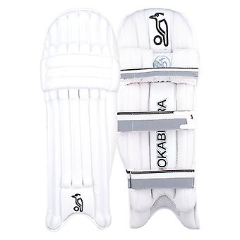 Kookaburra 2019 Ghost Pro Cricket Batting Pads Beinschützer Weiß