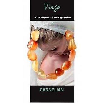Virgo naturalne biżuteria bransoleta