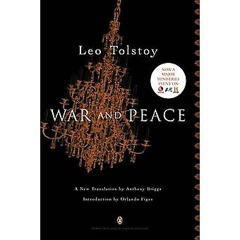 War and Peace by Leo Tolstoy - 9780143039990 Book