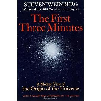Os primeiros três minutos - uma visão moderna da origem do universo