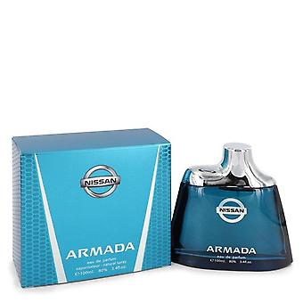 Nissan armada eau de parfum spray by nissan 546186 100 ml