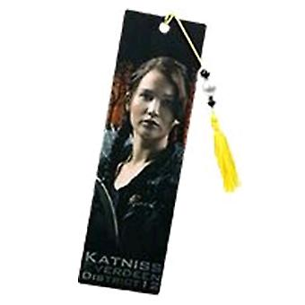 The Hunger Games Bookmark Katniss