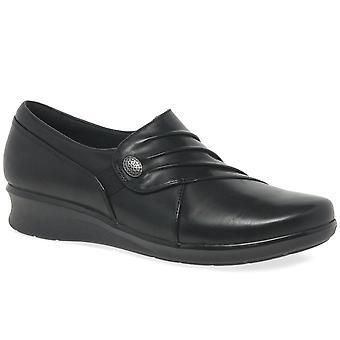 كلاركس الأمل روكسان المرأة أحذية عارضة