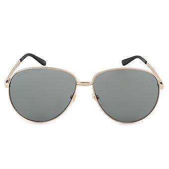 Gucci Aviator Sunglasses GG0138S 001 61