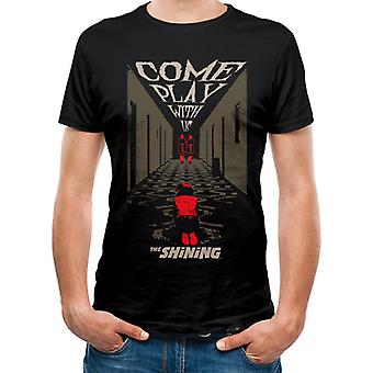 Kubrick The Shining-Come Play With Us T-Shirt