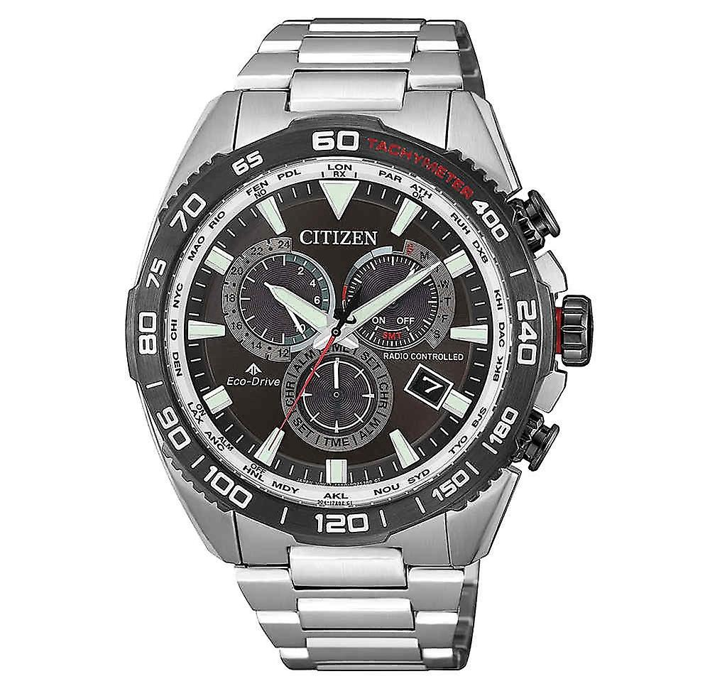 Citizen Promaster Cb5036-87x Country Radio controlled Eco-Drive men's Watch 44.6 Mm