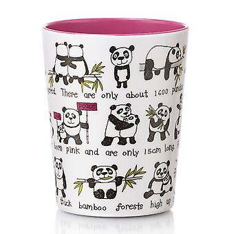 Tyrrell Katz Pandas Design Melamin Becher
