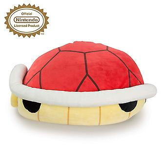 Nintendo - Mario Kart - Spinny Red Shell Plush Large Gaming Merchandise