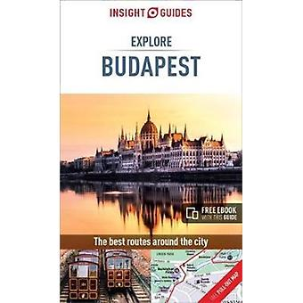 Insight Guides Explore Budapest Travel Guide with Free eBoo