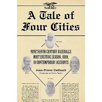 قصة من أربع مدن-البيسبول القرن التاسع عشر في معظم مثيرة سراج الدين