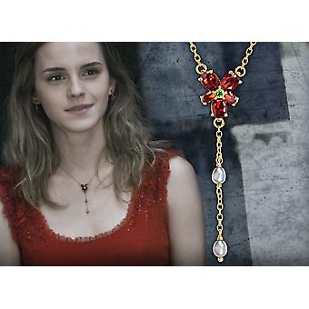 Red Crystal Necklace from Harry Potter and The Deathly Hallows
