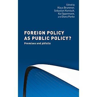 Buitenlands beleid als openbare politiek door Klaus brummer