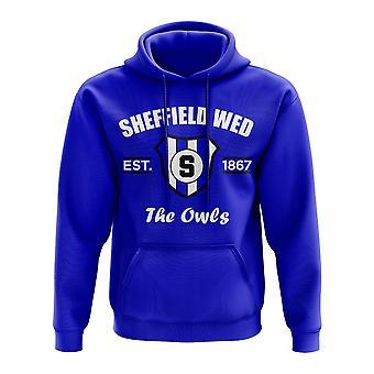 Sheffield Wednesday Established Hoody (Royal)