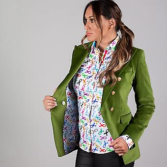 CLAUDIO LUGLI Oregon Velvet Ladies Jacket