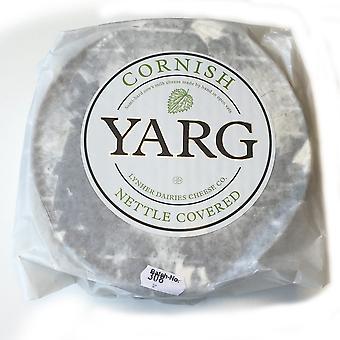 コーニッシュの Yarg チーズ