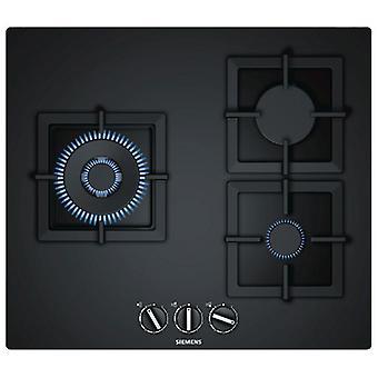 Gas Hob Siemens AG EP6A6CB20 (60 cm) Black (3 Stoves)