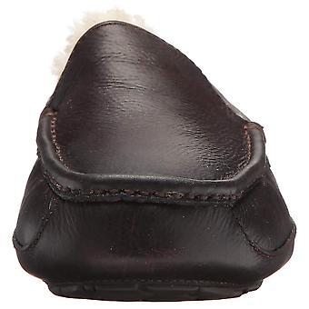 Ugg Australia Mens Ascot Fabric Closed Toe Slip On Slippers