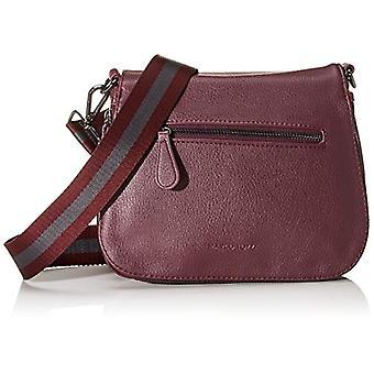 Marco Tozzi2-2-61009-23 Woman Cross-Shoulder Bag (Bordeaux Comb)9.5x18x24 centimeters (B x H x T)