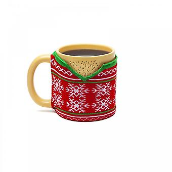 BigMouth Inc. Ugly Sweater Mug