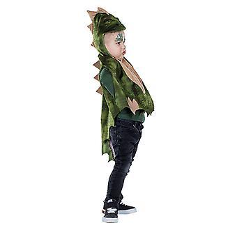Dino Cape dinosaurie kostym barn Cape