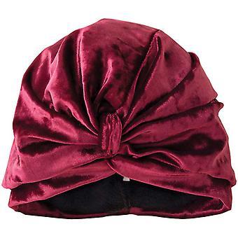 Turbante de secado de frambuesa