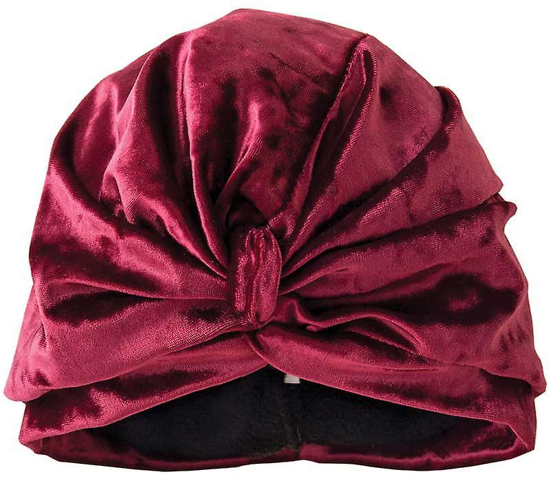 Raspberry Drying Turban