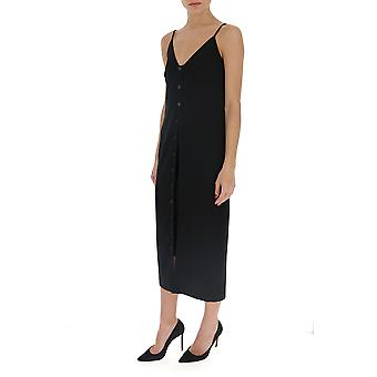 Maison Margiela S51cu0185s52619900 Women's Black Acetate Dress