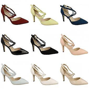 وأشار أن ميشيل النسائي/السيدات أحذية إصبع المحكمة