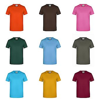 James Nicholson Mens Basic T-Shirt