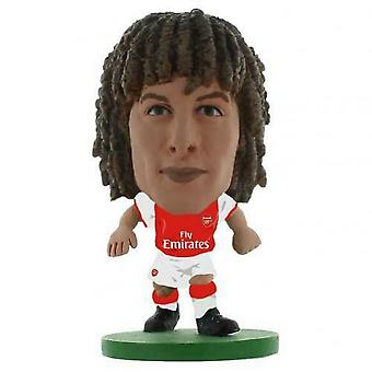 Arsenal FC David Luiz SoccerStarz Football Figure