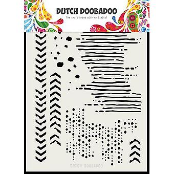 Dutch Doobadoo Dutch Mask Art Grunge mix A5 470.715.136
