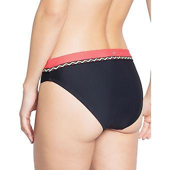 Bestform 2B066-030 Women's Diani Black Bikini Bottom