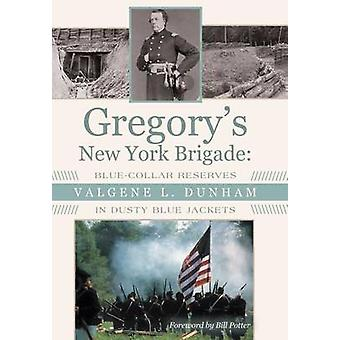 Gregorys New York Brigade BlueCollar Reserves in Dusty Blue Jackets by Dunham & Valgene L.