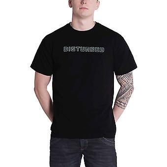 Disturbed T Shirt I Am A Disturbed One Band Logo new Official Mens Black