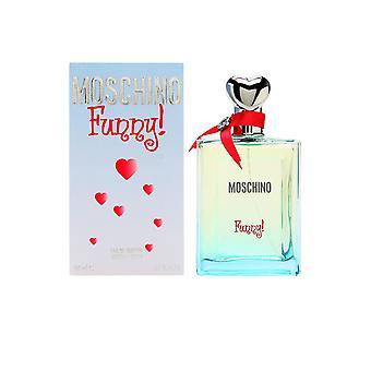 Moschino Funny Eau de Toilette Spray 100ml