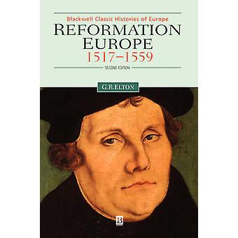 Reformation Europe by Geoffrey R. EltonAndrew Pettegree