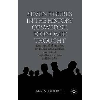 Seven Figures in the History of Swedish Economic Thought Knut Wicksell Eli Heckscher Bertil Ohlin Torsten Grdlund Sven Rydenfelt Staffan Burenstam Linder and Jaime Behar by Lundahl & Mats