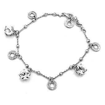 Ladies'Bracelet Viceroy 1018P000-20 Silver (19 Cm)