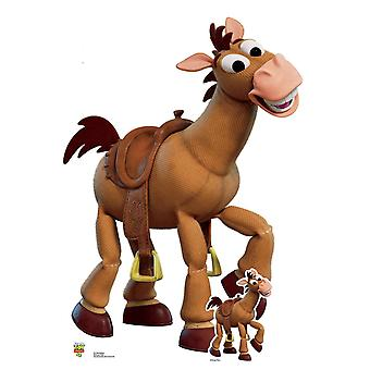 Bullseye Toy Horse Official Disney Toy Story 4 Lifesize Cardboard Cutout / Standee