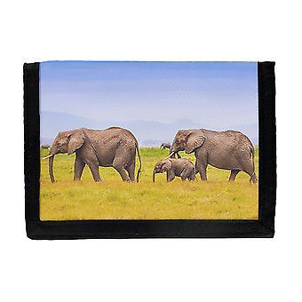 Portefeuille d'éléphants