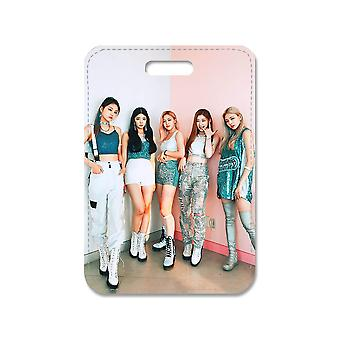 K-pop ITZY Large Bag Pendant
