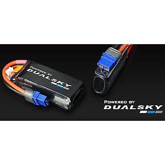 0900 mAh 120C 2s1p 7,4 v, 12 C charge